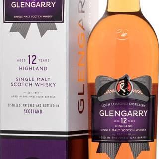 Glengarry 12 ročná 46% 0,7l
