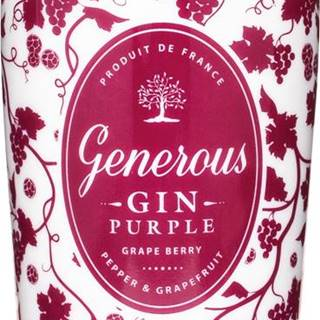 Generous Gin Purple 44% 0,7l