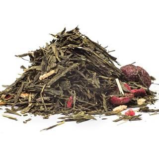BRUSNICOVO - CITRÓNOVÝ - zelený čaj, 10g