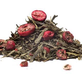 SENCHA BRUSNICOVO - JAHODOVÁ  - zelený čaj, 10g