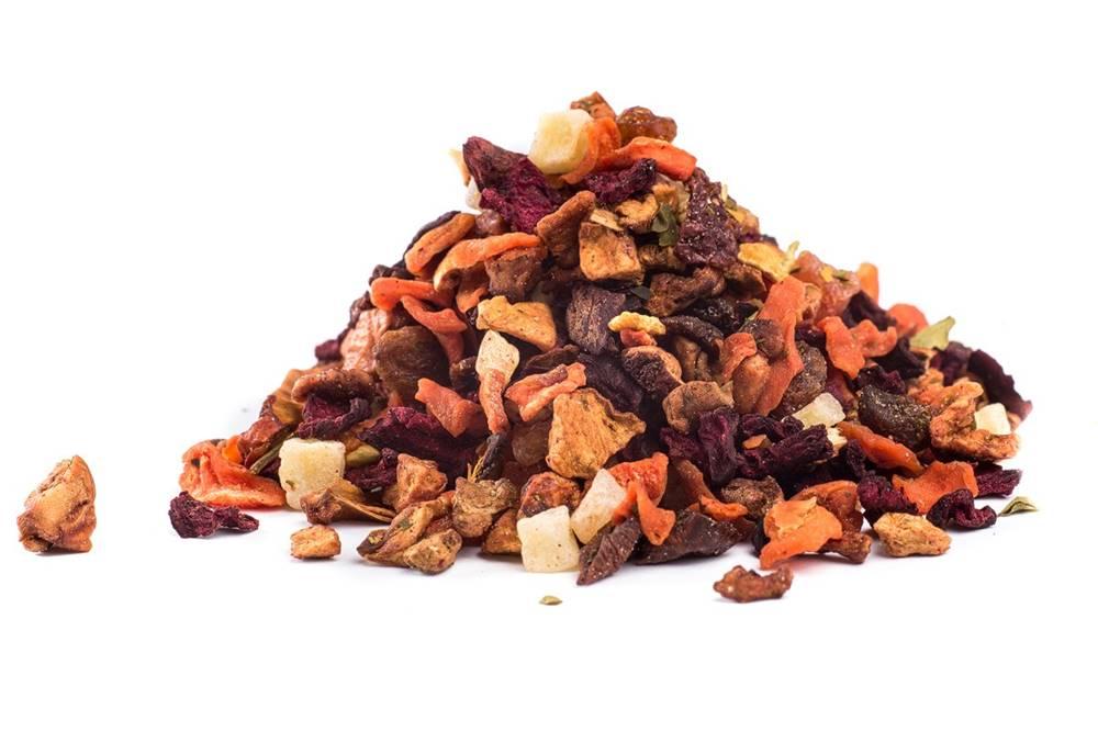 Manu tea OVOCNÁ PAPÁJA S MORINGOU ( BIO ) - ovocný čaj, 10g