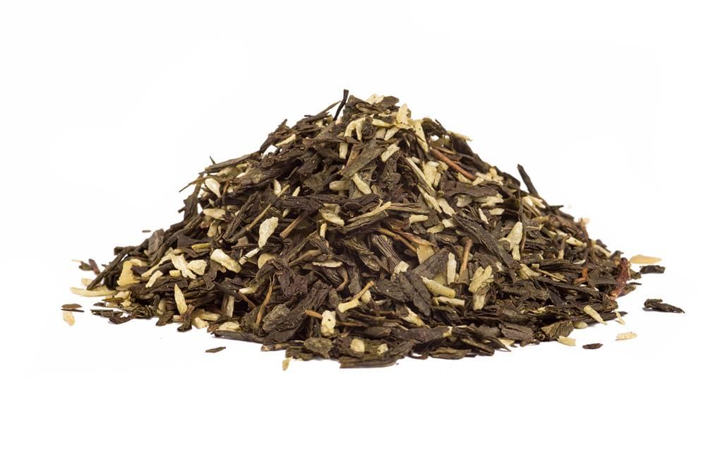 Manu tea MANDĽOVÉ SUŠIENKY - zelený čaj, 10g