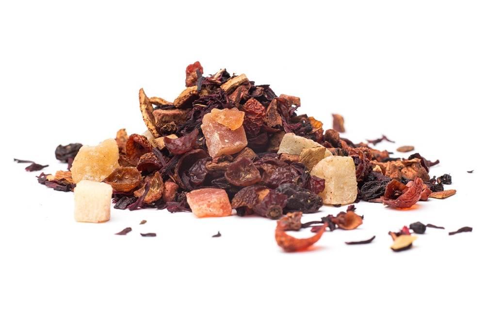 Manu tea VIANOČNÉ OVOCIE - ovocný čaj, 10g