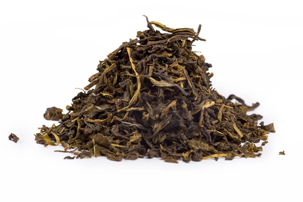 Manu tea TANZANIA FOP LUPONDE BIO - zelený čaj, 10g