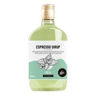 ESPRESSO SIRUP MÄTA - 500 ml