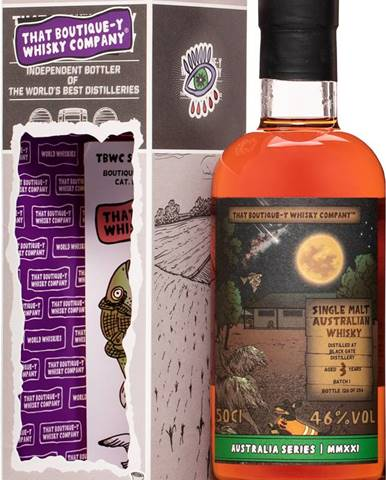 Whisky That Boutique-y Whisky Company