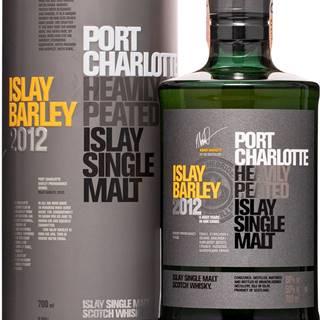 Bruichladdich Port Charlotte Islay Barley 2012 50% 0,7l