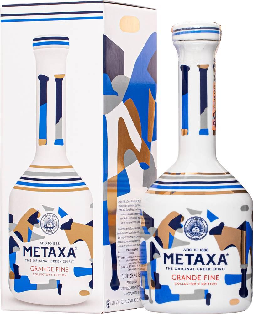 Metaxa Metaxa Grande Fine Collectors Edition 40% 0,7l