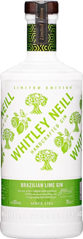 Whitley Neill Whitley Neill Brazilian Lime Gin 43% 0,7l
