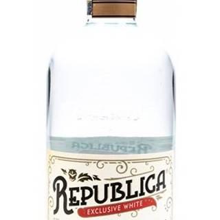 Božkov Republica Exclusive Bílá 0,7l 38%