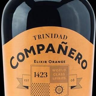 Companero Elixir Orange 0,7l 40%