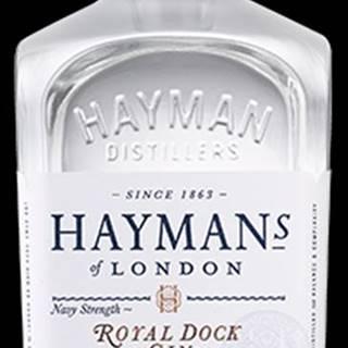 Hayman's Royal Dock Navy Strenght 0,7l 57%