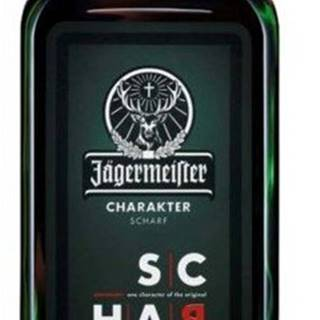 Jägermeister Scharf 0,7l 33%