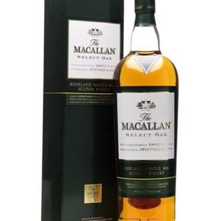 Macallan 1824 Select Oak 1l 40%