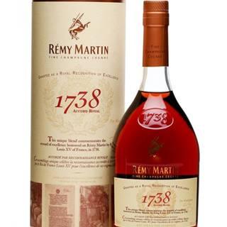 Rémy Martin 1738 Accord Royal Special Cuvée 0,7l 40%