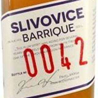 Slivovice Barrique 0,5l 43%