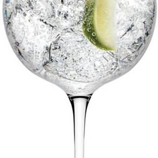 Vintage set 2 sklenic na gin & tonic