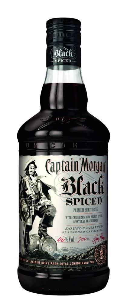 Captain Morgan Black Spiced...