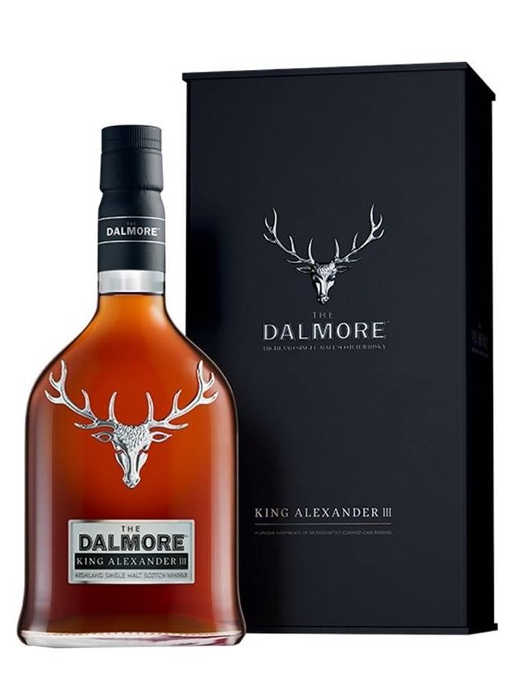 Dalmore Dalmore King Alexander III 0,7l 40%