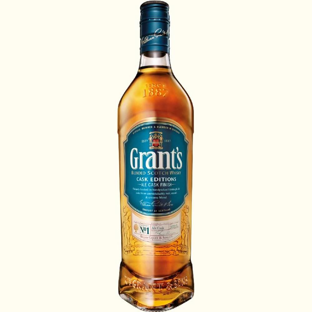 Grant's Ale Cask Finish 0,7...
