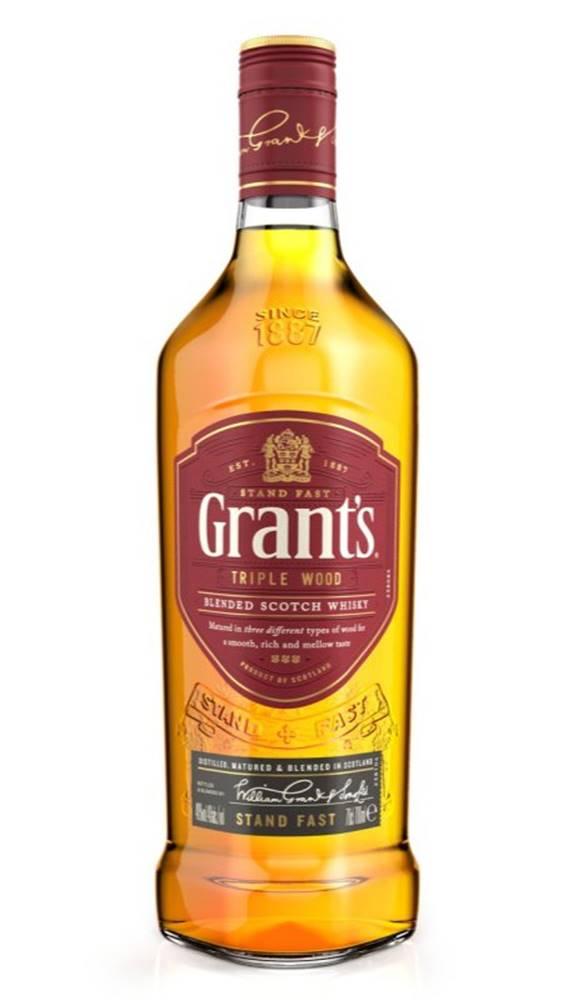 Grant's Triple Wood´ 0,7l 40%