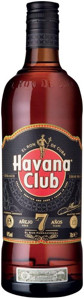 Havana Club 7y 0,7l 40%