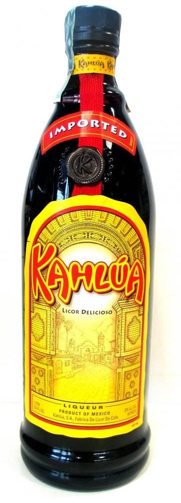 Kahlúa Kahlua Coffee Liqueur 1l 20%