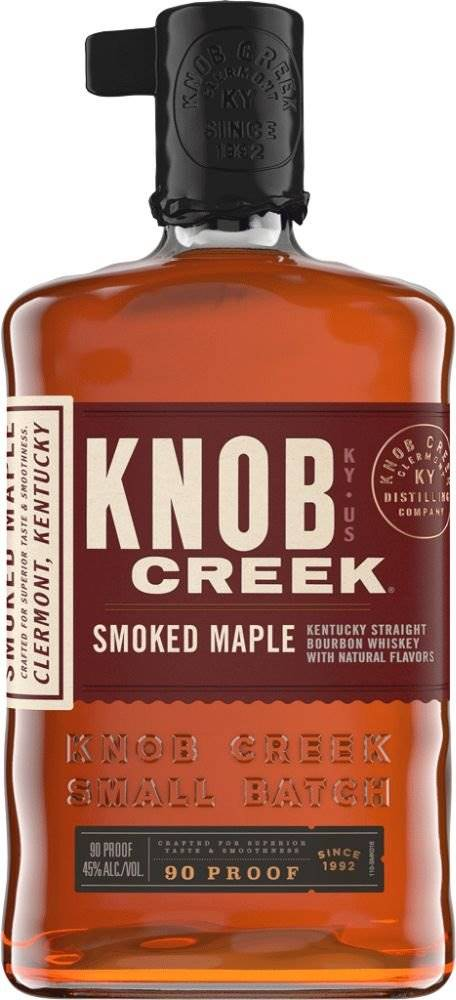 Knob Creek Knob Creek Smoked Maple 0,75l 45%