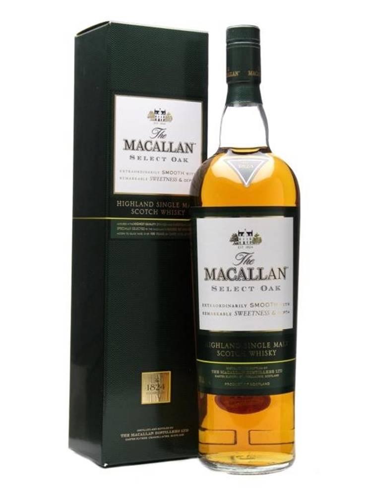 Macallan 1824 Select Oak 1l...