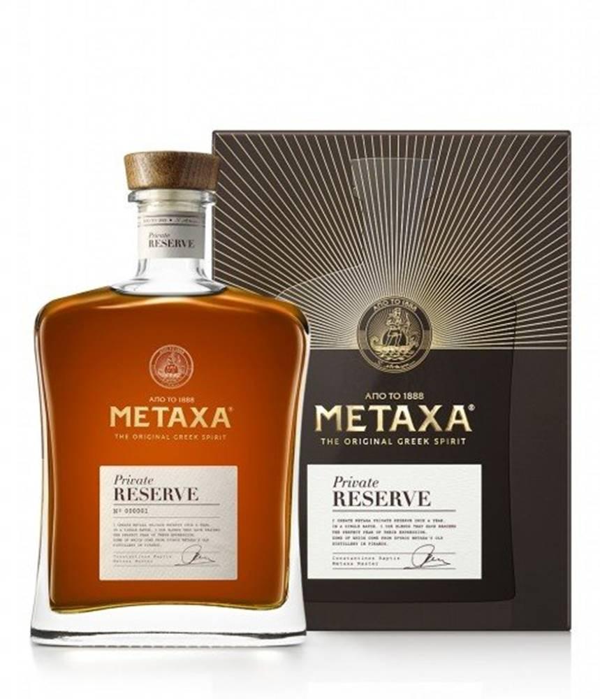 Metaxa Private Reserve 0,7l...