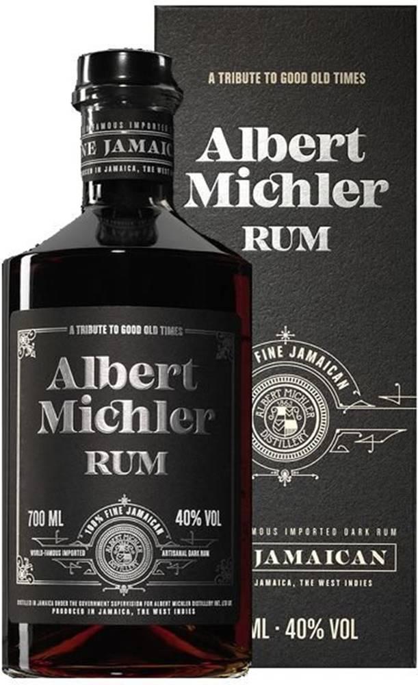 Albert Michler Distillery Michlers Jamaica Rum 5y 0,7l 40% GB