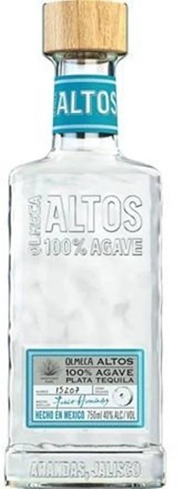 Olmeca Altos Plata 0,7l 38%