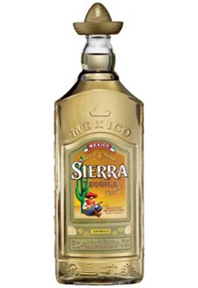 Sierra Tequila Reposado 0,7...