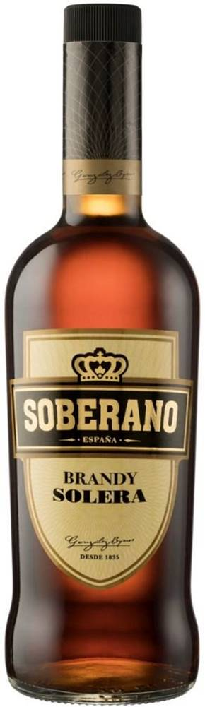 Soberano Soberano Brandy 0,7l 36%