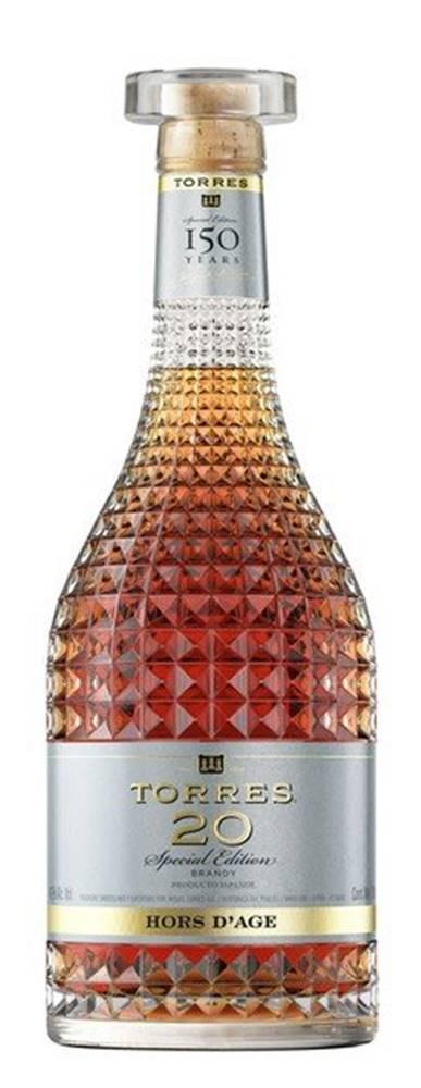 Torres Brandy 20y 0,7l 40%