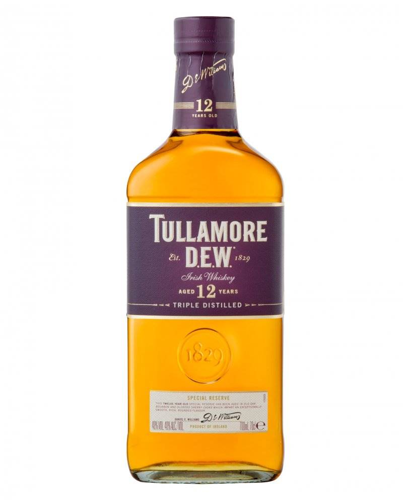 Tullamore Dew 12y 0,7l 40% GB