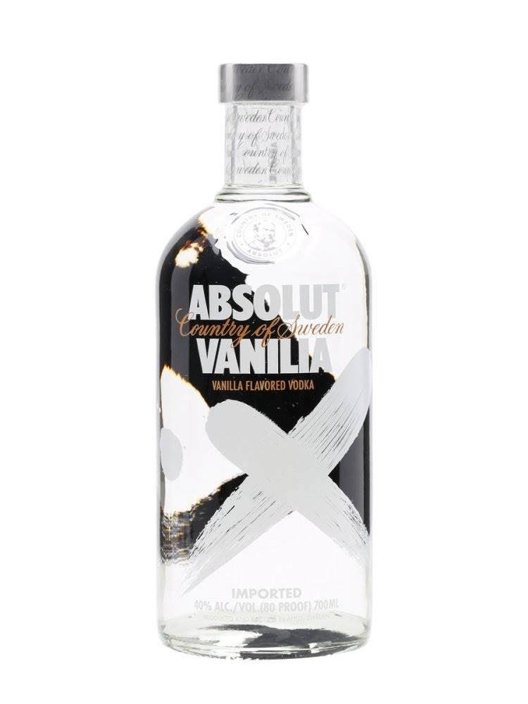 Absolut Absolut Vanilia vodka 1l 40%