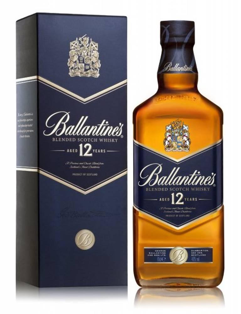 Ballantine's 12y 0,7l 40% GB