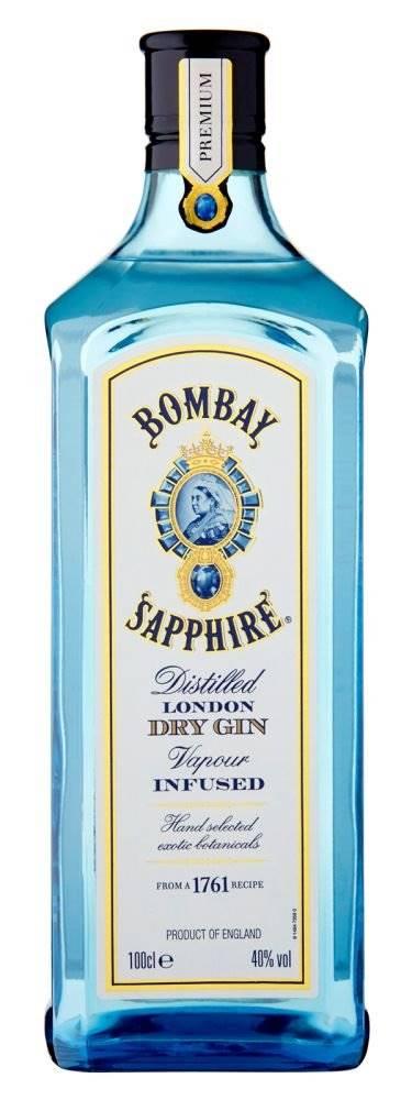 Bombay Sapphire Gin Traditi...