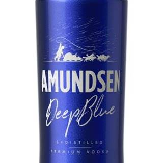 Amundsen Deep Blue 0,5l 40%