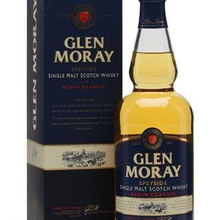 Glen Moray Classic 0,7l 40%