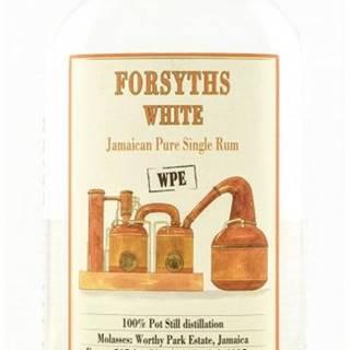 Habitation Velier FORSYTHS WHITE WPE Jamaica Pure Single Rum 0,7l 57%