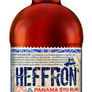 Heffron Panama Rum 5y 0,7l 38%