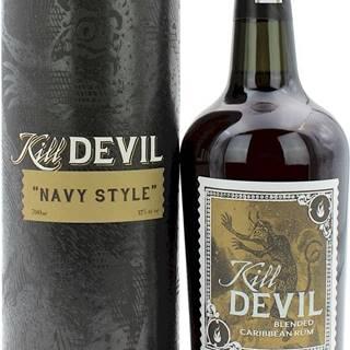 Hunter Laing Kill Devil Navy Style 0,7l 57% GB