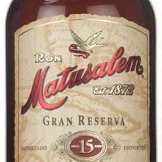 Matusalem Gran Reserva 15y 0,7l 40%