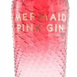 Mermaid Pink Gin 0,7l 38%