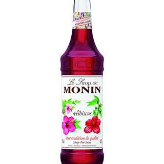 Monin  Hibiscus - Ibišek 0,7l
