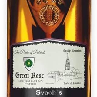 Svach's Old Well Whisky Green Rose 0,5l 58,7% GB L.E. / Rok lahvování 2020