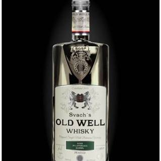 Svach's Old Well Whisky Laphroaig 0,5l 42,4% GB