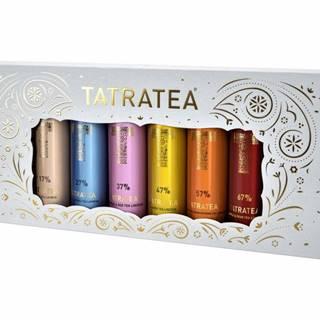 Tatratea Mini Set Mix (17-27-37-47-57-67) 6×0,04l